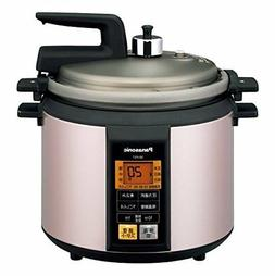 PANASONIC ELECTRIC PRESSURE COOKER MICROCOMPUTER TYPE 3.7L P