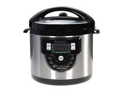 Electric Pressure Cooker Non Stick Removable Pot Infusion Ki