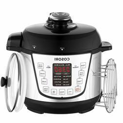 Electric Pressure Cooker Steamer 7-in-1 Pot Mini Programmabl