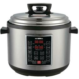 GoWISE USA Electric Pressure Cooker XXL 12-Presets 14 Qt. Ex