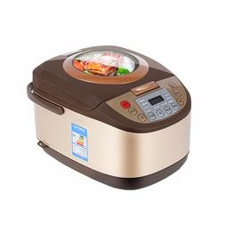 Electric Rice <font><b>Cooker</b></font> 5L Timing Reservati