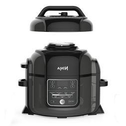 Ninja Foodi 6.5-Quart TenderCrisp Pressure Cooker, Black OP3