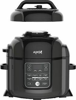 Ninja - Foodi 8-Quart Pressure Cooker/Air Fryer/Tender Crisp