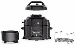 Ninja Foodi TenderCrisp Multi-Cooker and Fryer All-in-One