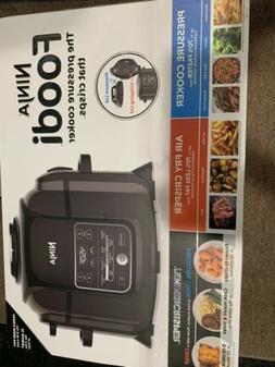 Ninja Foodi TenderCrisp Pressure Cooker Black OP300 Brand Ne