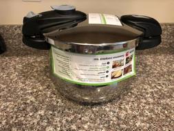 Fagor Futuro 6 Quart Pressure Cooker- New