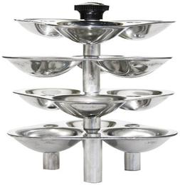 Hawkins G10, 12 Idli Stand Made of Aluminium for 5 Litre or