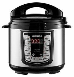 Gourmia GPC400 4 Qt Digital Pressure Cooker with LCD Display