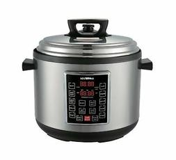 GoWISE USA GW22637 4th-Generation Electric Pressure Cooker w