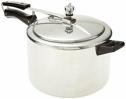 Hawkins HA8L Classic Aluminum Pressure Cooker, 8-Liter