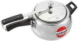 Hawkins HC50 Contura 5-Liter Pressure Cooker, Small, Aluminu
