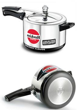 Hawkins Hevibase Pressure Cooker 5L For Gas Induction Cerami