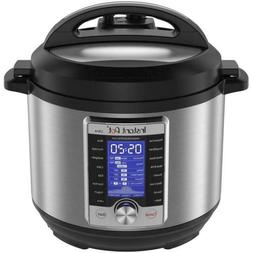 Instant Pot Ultra 10 in 1 Multi Use Programmable Pressure Co