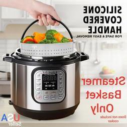 instant pot steamer basket for 6 8
