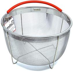 The Original Salbree 6qt Steamer Basket for Instant Pot Acce