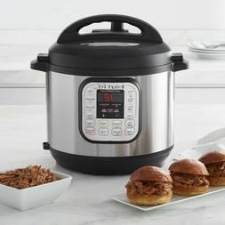Instant Pot Duo60 7-in-1 Multi-Use Programmable Pressure Coo