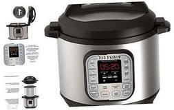 Instant Pot DUO80 8 Qt 7-in-1 Multi- Use Programmable Pressu