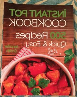 Instant Pot Pressure Cooker Cookbook: 500 Everyday Recipes b