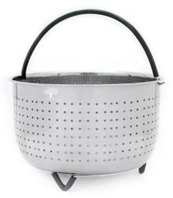 Instant Pot Food Steamer Basket Insert for 6 - 8QT | Pressur