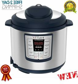 Instant Pot IP-Lux 6 In 1 1000W Electric Pressure Cooker 6Qt