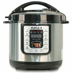KAPAS 6L   Smart Programmable Electric Pressure Cooker