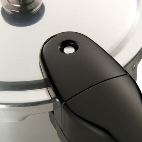 Presto 01241 4-Quart Pressure Cooker
