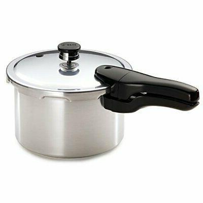 01241 4 quart aluminum pressure cooker