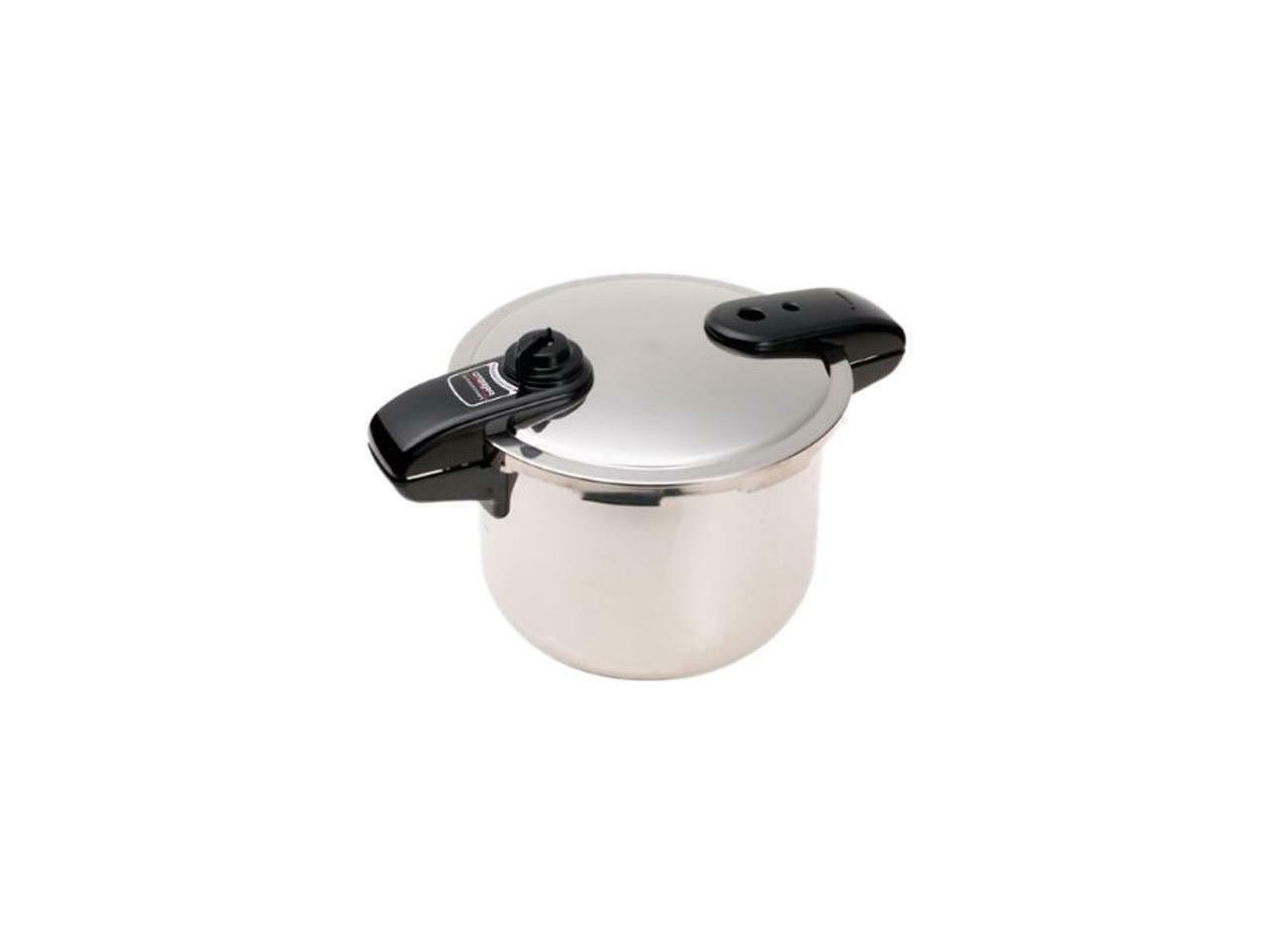 01370 8 quart stainless steel pressure cooker