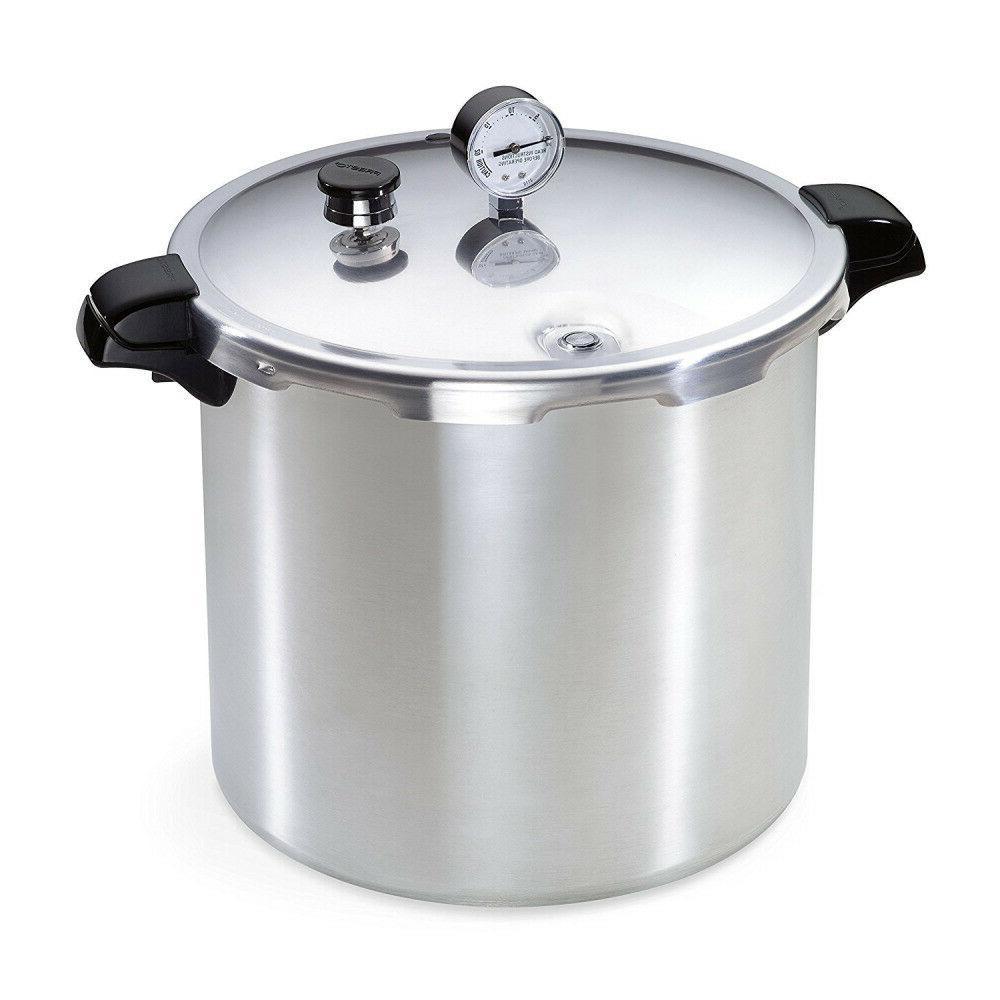 Presto 01781 23-Quart Pressure Regulator Canner and Cooker S