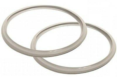 10 Inch Fagor Pressure Cooker Replacement Gasket  Fits Many