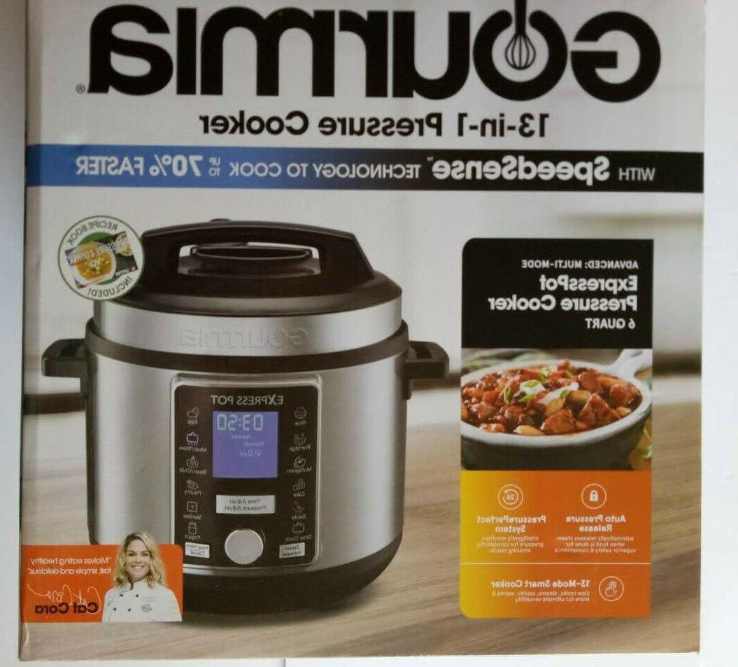 Gourmia 13-in-1 cooker, GPC965 Multi-Functional, brand NEW