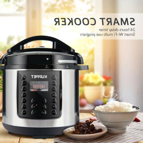 SMART HOME 1000W Electric Pressure Cooker