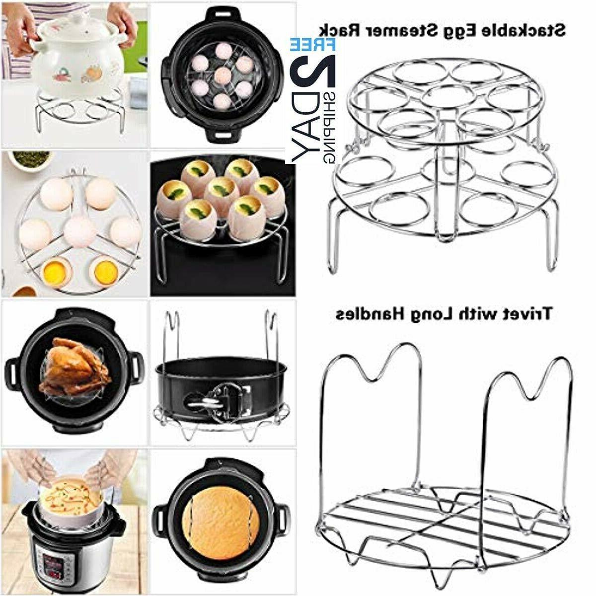 18 Cooker Accessories Instant Pot -