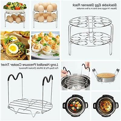 22 Pcs Pressure Cooker Accessories with Instant 2