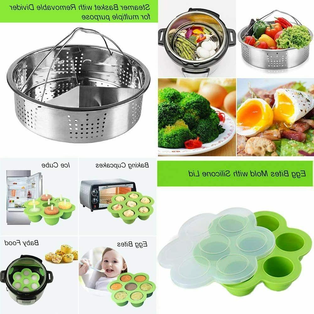 23 Pressure Cooker Accessories Set Compatible Instant Pot