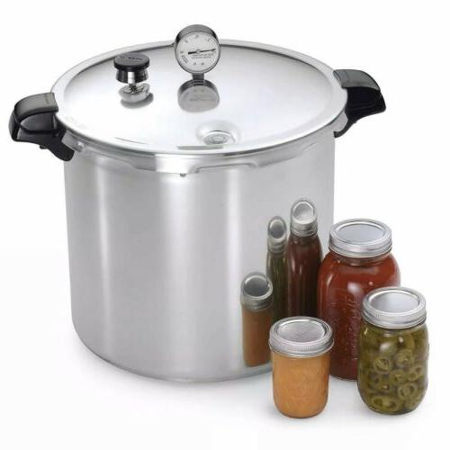 pressure canner and cooker 23 quarts new