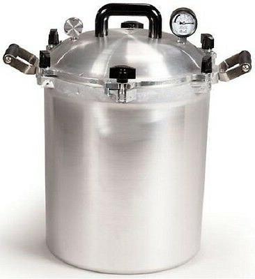 All American 30 Quart Pressure Cooker