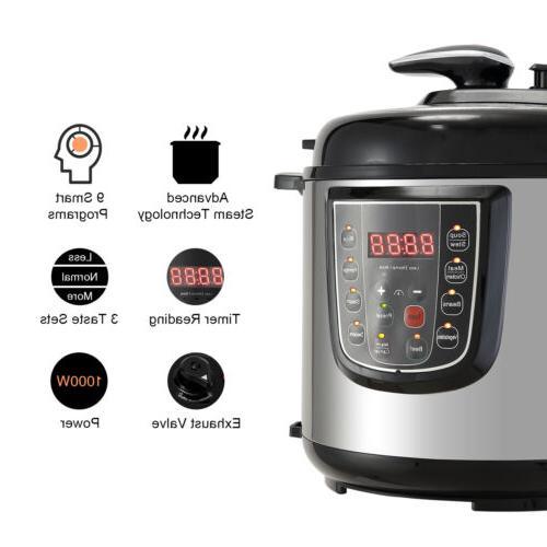 New Digital Multifunction Cooker