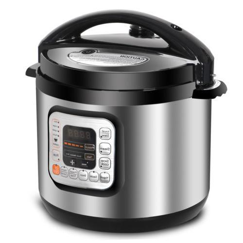 6 Pressure Cooker Presets Powerful