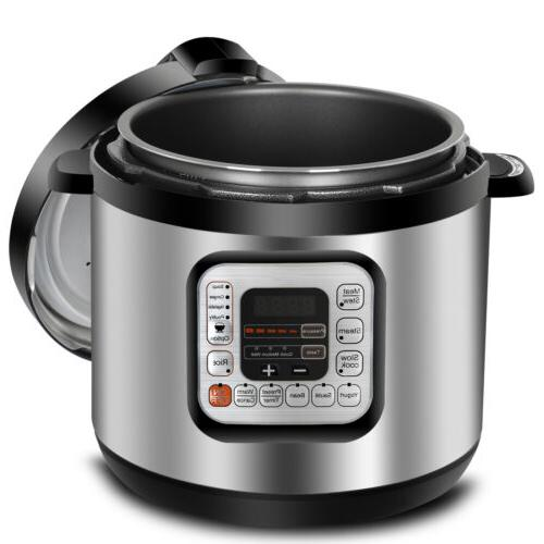 6 Pressure Cooker Powerful 1000W