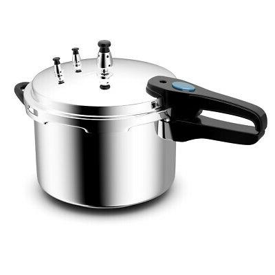 6 Quart Aluminum Pressure Cooker Fast Cooker Cookware for Ki
