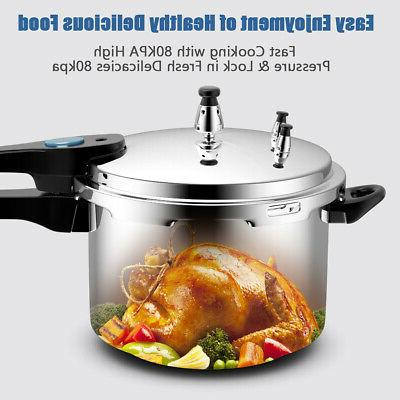 New 6-Quart Aluminum Cooker Fast Cookware Kitchen