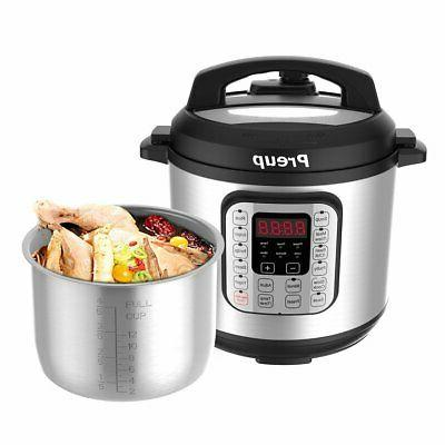 7-in-1 Cooker 6 Qt, for