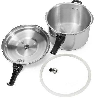 8QT Pressure Kitchen Cooker