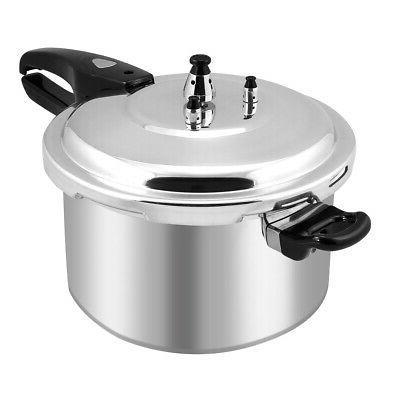 8 quart aluminum pressure cooker fast cooker