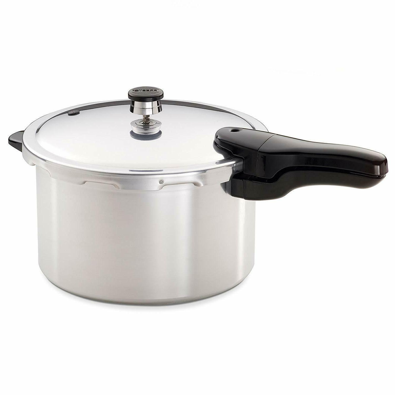 01282 8qt aluminum pressure cooker