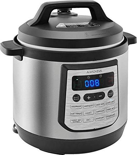 Insignia- 8-Quart Cooker -