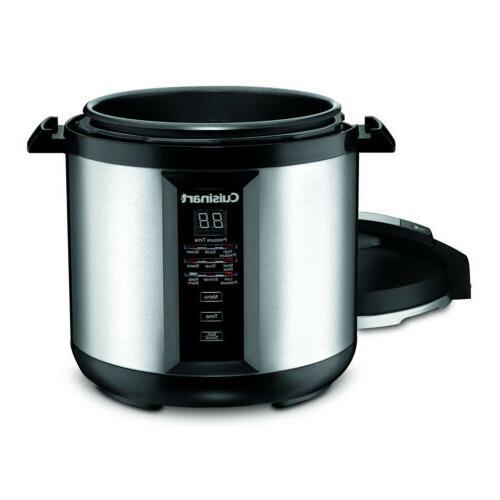 Cuisinart Pressure Silver