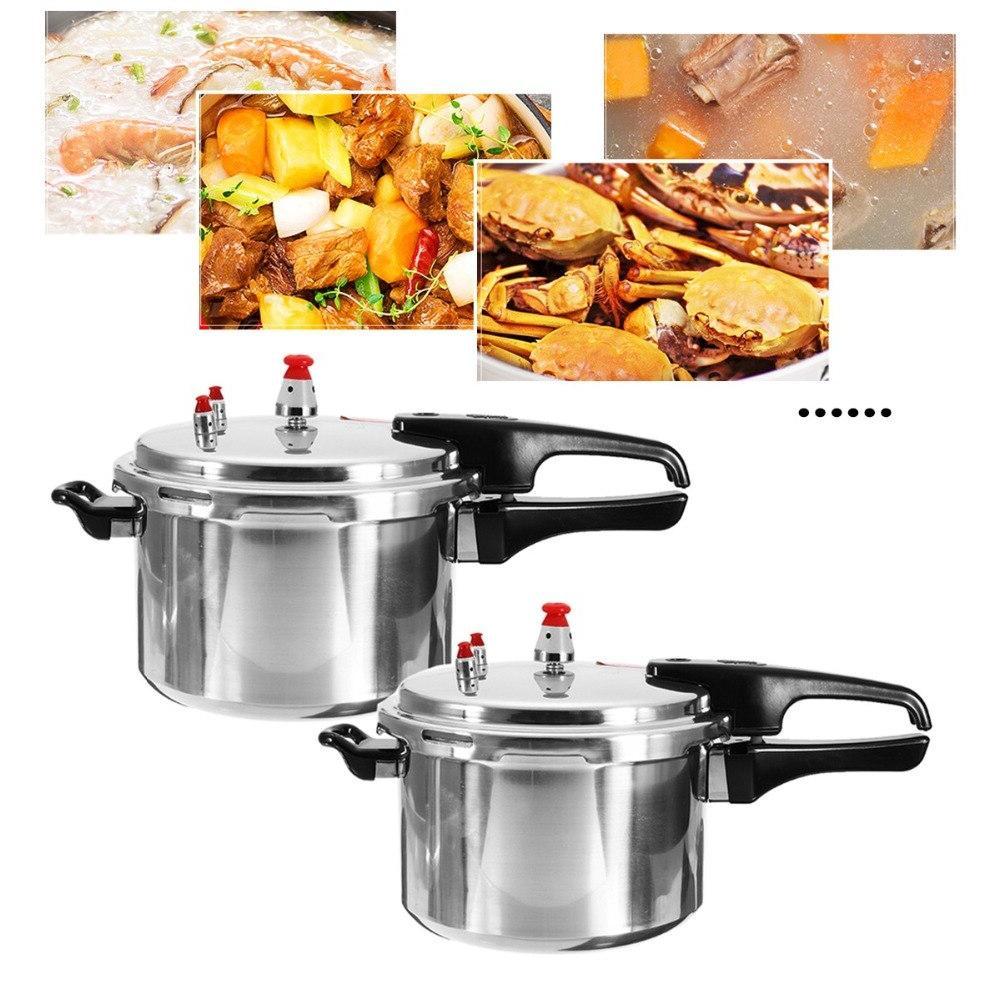 Aluminium Alloy <font><b>Cooker</b></font> 20/24CM Cooking Energy-saving Light-<font><b>weight</b></font>