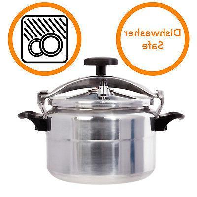 Aluminum Pressure 7.40 Canner Pot Kitchen